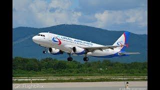 Смотреть видео [P3Dv4] U6 4943: UMMS - ULLI | Минск - Санкт-Петербург [A320] онлайн