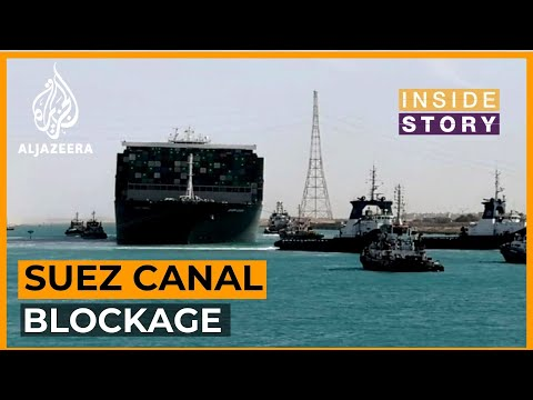 Can another Suez Canal blockage be avoided? | Inside Story