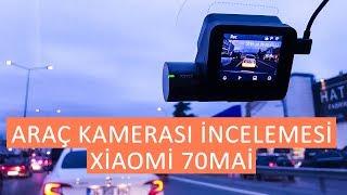 Xiaomi Araç Kamerası - 70mai Smart Dash Cam - Yurtdışı Alışverişi