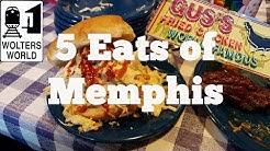 Visit Memphis - 5 MUST EATS of Memphis