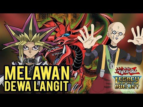 YUGIOH LOTD #22  DUEL MELAWAN DEWA !!