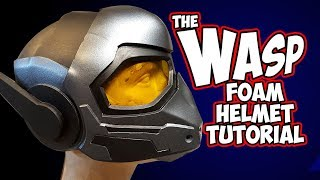 The Wasp Foam Helmet tutorial