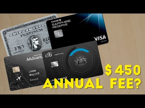 Are Premium Credit Cards Worth The Money