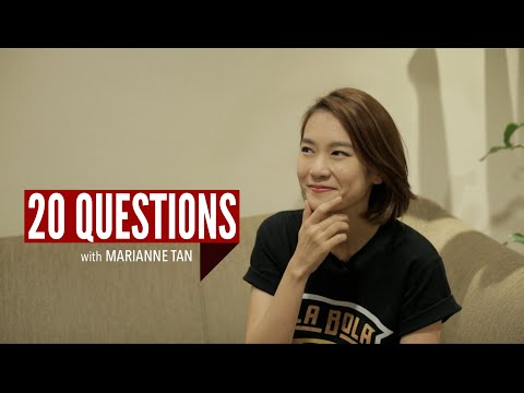 20 Questions with Marianne Tan