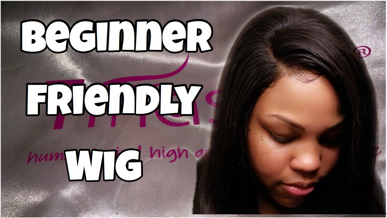 WIGS FOR BEGINNERS | 6X6 LACE CLOSURE WIG | TINASHE HAIR