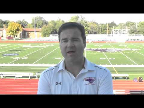 McKendree Football Post-Game Interview vs. Indianapolis -- 10-10-15