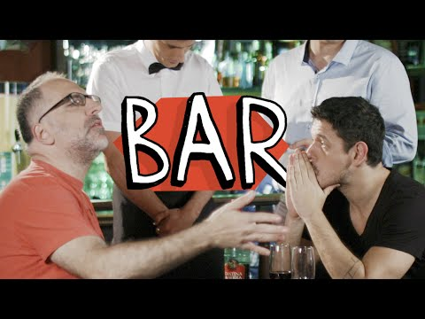 Porta dos Fundos - Bar