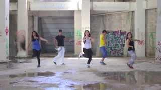 """Nota de amor"" - Carlos Vives, Wisin, Daddy Yankee. Choreography by Yuhaine López"