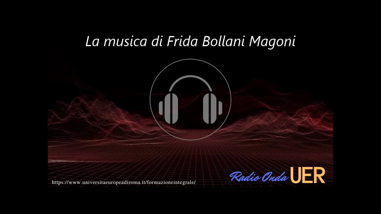 Radio Onda UER: La musica di Frida Bollani Magoni - YouTube