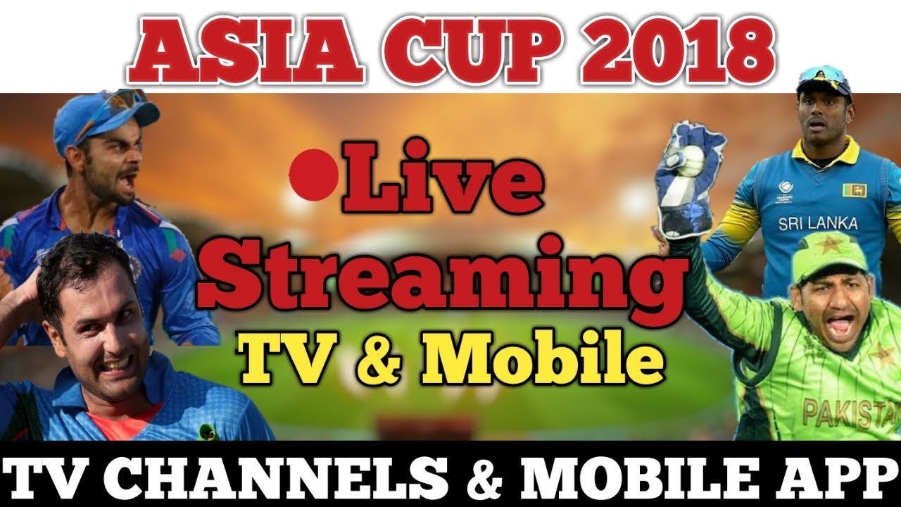 Bad turn. asian cup cricket live