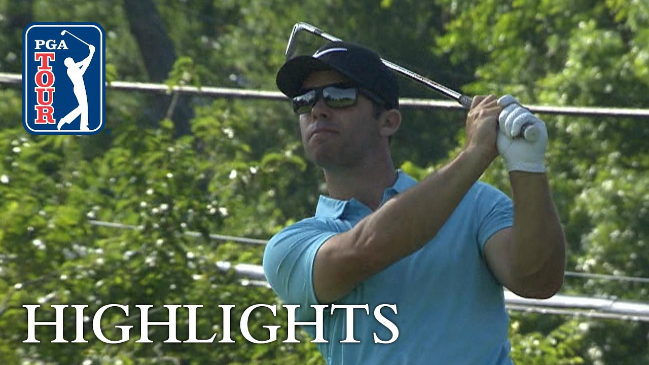Paul Casey extended highlights | Round 2 | DEAN & DELUCA ...