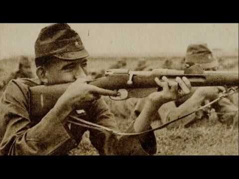 Japanese Use Of Captured Allied Weapons In WW2 ( 日本 )