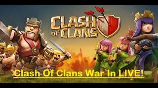 "Clash Of Clans War Live #18 ""Non c'è storia"""
