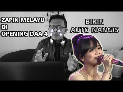 IKUT SEDIH : LESTI - ZAPIN MELAYU (Lagu Untuk Pak Ngah)   Opening Dangdut Academy Asia 4