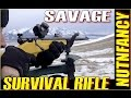 Savage Rascal: Survival Rifle? [Official Review]