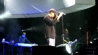 Xavier Naidoo - Was hab ich falsch gemacht - Mannheim 17.11.2009.avi