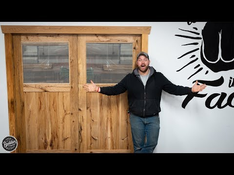How To Build Frame And Panel French Doors