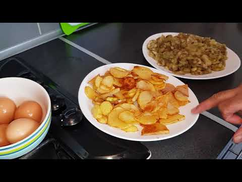 recette-aubergine-pomme-de-terre-oeufs-et-viande