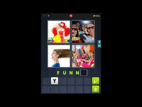 4 Pics 1 Word Level 101 to 200 Answers