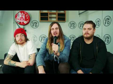 While She Sleeps Interview 2017 | HEAVY TV