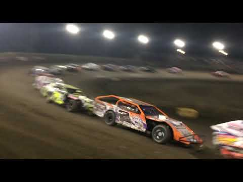 Peoria speedway crate mod feature