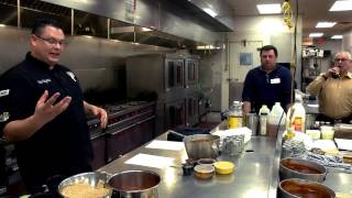 Barbecue Sauce 101 At Sweet Baby Ray's Barbecue In Wood Dale, Il