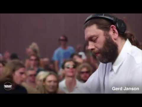 Gerd Janson @ Boiler Room x Sugar Mountain 2018