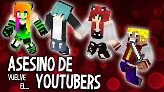 Cover images VUELVE EL ASESINO DE YOUTUBERS