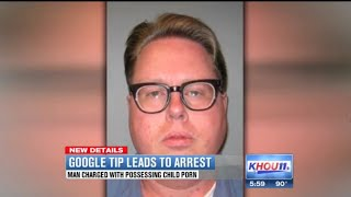"""Tip from Google leads to Texas child porn arrest """"John Henry Skillern"""""""