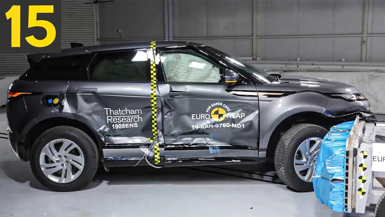 15 Most Expensive Car Crash Tests