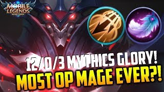 MUST BUY ITEM ON ZHASK! MYTHICAL GLORY RANKED GAMEPLAY | MOBILE LEGENDS