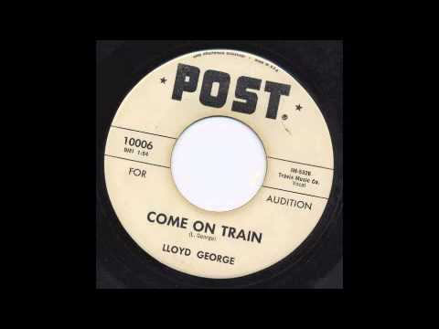 Lloyd George - Come On Train / Frog Hunt