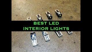 Absolute BEST LED Car Interior Lights - JDM ASTAR LED Interior Lights - BEST ON THE MARKET!