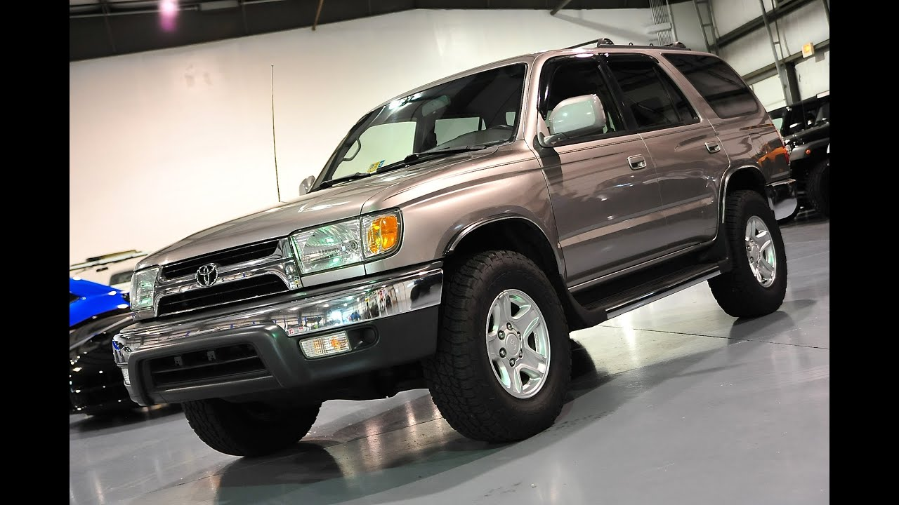 Davis AutoSports 2002 Toyota 4Runner For Sale 11/13/15   YouTube