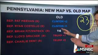 The Pennsylvania Primary is Key To Democratic House Hopes In November