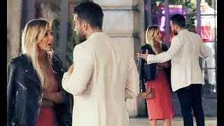Love Island'sLaura Anderson and Paul Knopsget into FURIOUS argument during date night