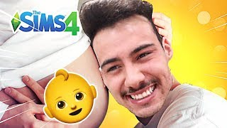 VOU SER PAPAI! 😱👶🏻 - THE SIMS 4 #14