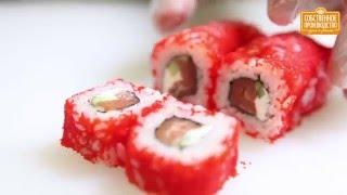 Рекламный ролик: суши Globus