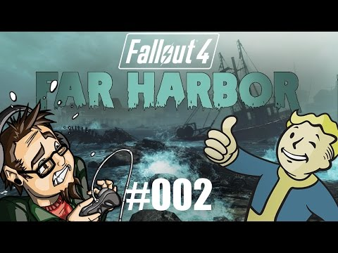 HELPING THE CITIZENS | Fallout 4: Far Harbor #002