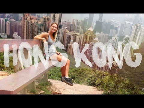 Skyscrapers and mountain hikes | Hong Kong has a lot to offer! | Vlog 19