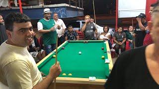 Baianinho De Maua X Charles De Teresópolis   4.00000 Quem Faz 5