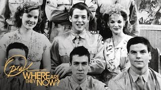 Why Alan Ruck Felt Odd Playing a Teenager in Ferris Bueller's Day Off | Where Are They Now | OWN