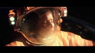 Гравитация - расширенный трейлер фильма онлайн HD