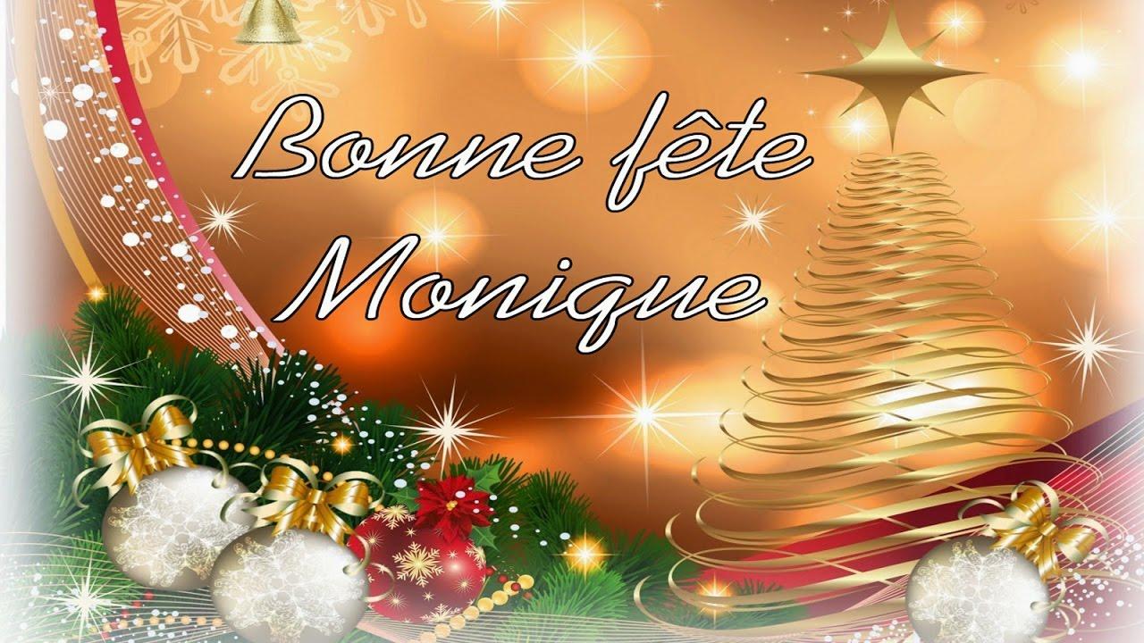 Bonne Fête Monique
