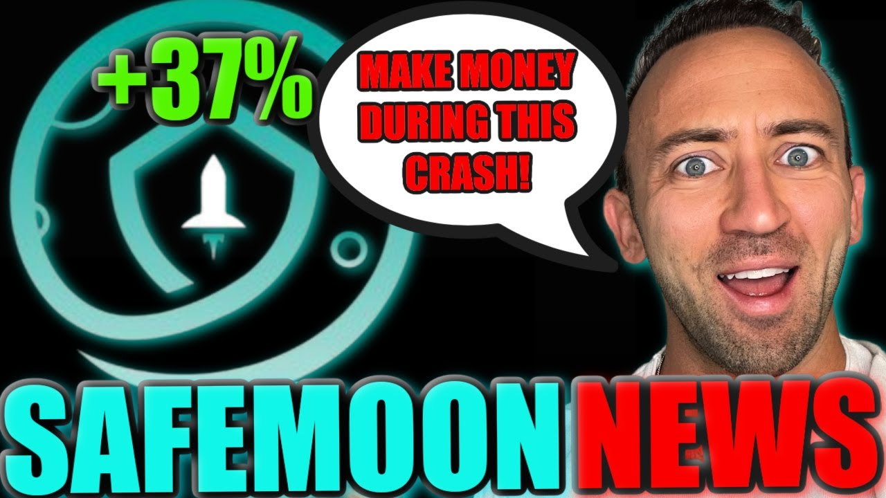 SAFEMOON NEWS: CEO SPEAKS & CRASH NEWS!