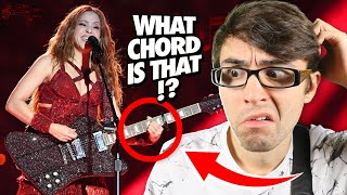 Shakira FAKE Guitar Playing at the Super Bowl?