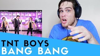 Voice Teacher Reacts to TNT Boys - Bang Bang