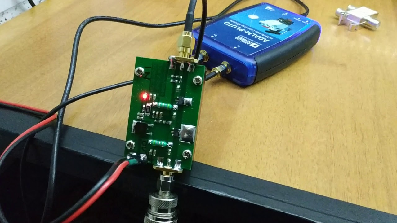 Adalm-Pluto SDRAngel Tune 70 MHz To 6 GHZ by Gabriele Roncucci