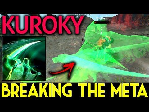 Kuroky Dota 2 [Necrophos] Breaking The Meta