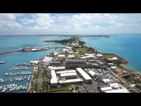 The Royal Naval Dockyard, Bermuda